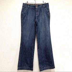 Eddie Bauer Jean's (size: 6)
